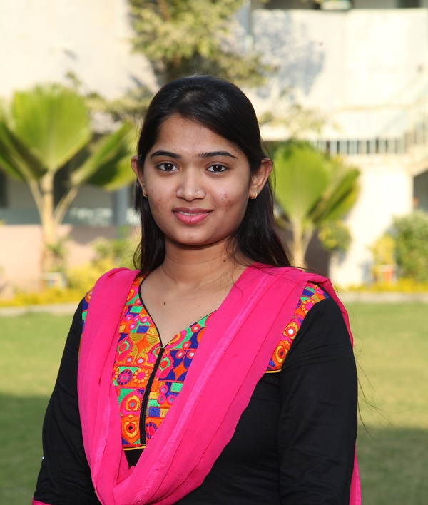 Prof. Shraddha Jadeja